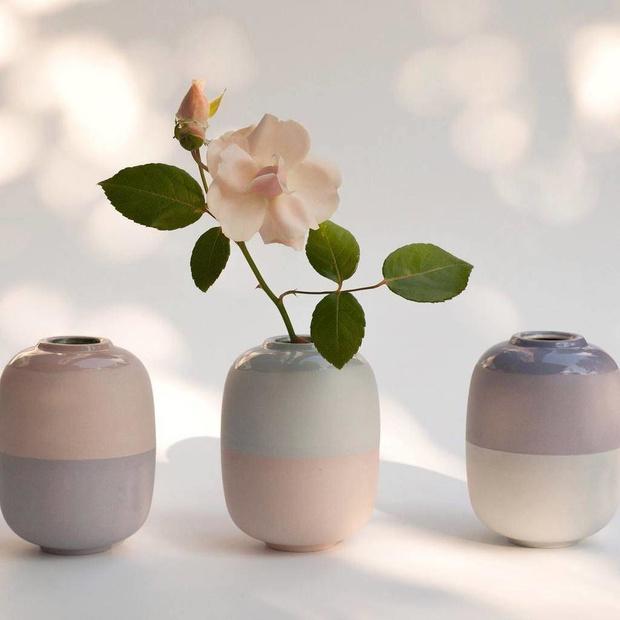 «Пузатые» вазы для весенних букетов (фото 0)