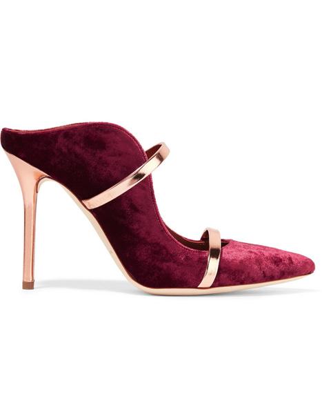 Гардероб на осень 2017 туфли