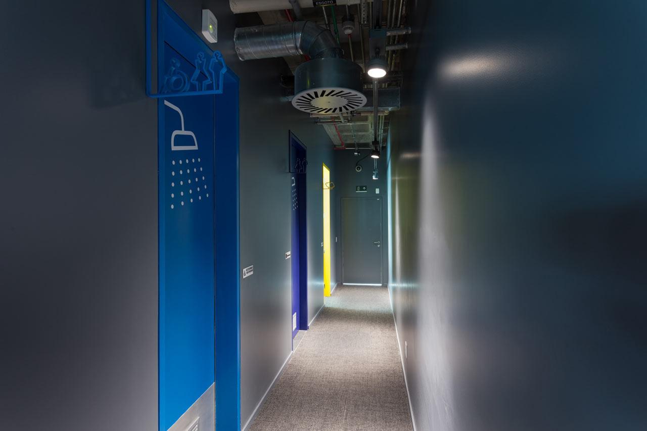 Необычный офис Google в Бразилии (галерея 13, фото 2)