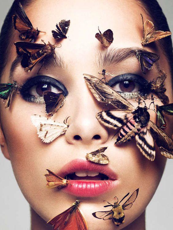 20 идей макияжа на Хэллоуин (фото 9)