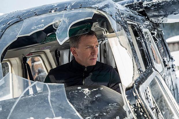 """Кадр из к/ф """"007:СПЕКТР"""""""