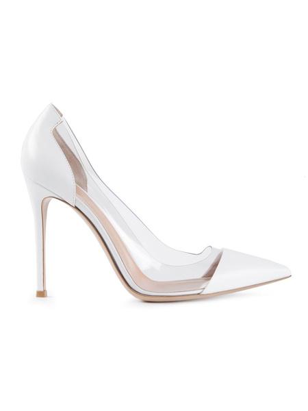 Самые модные свадебные туфли этого лета | галерея [1] фото [12]