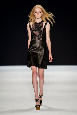 Показы мод Jill Stuart Весна-лето 2014 | Подиум на ELLE - Подиум - фото 3516