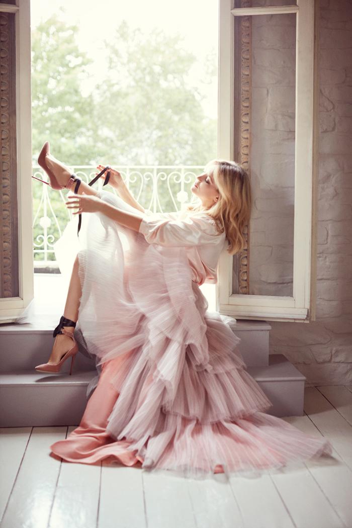 Кейт Хадсон в обуви от Jimmy Choo