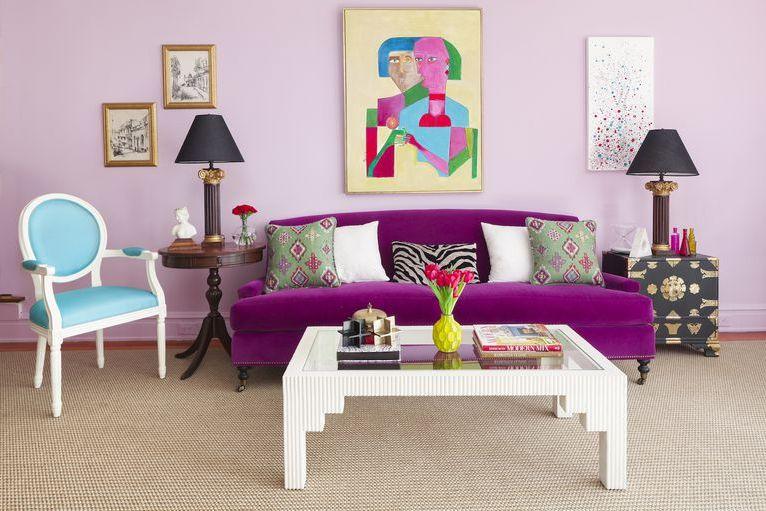 Креативные гостиные: 20 вдохновляющих примеров (галерея 1, фото 3)