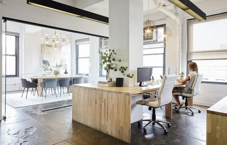 Карли Клосс показала свой офис в Нью-Йорке фото [5]