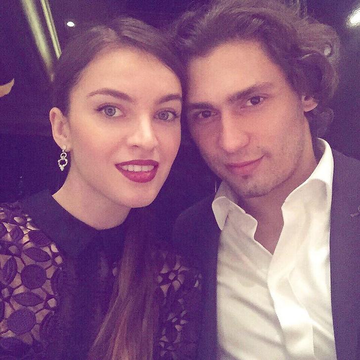 Самые красивые звездные пары России фото [8]