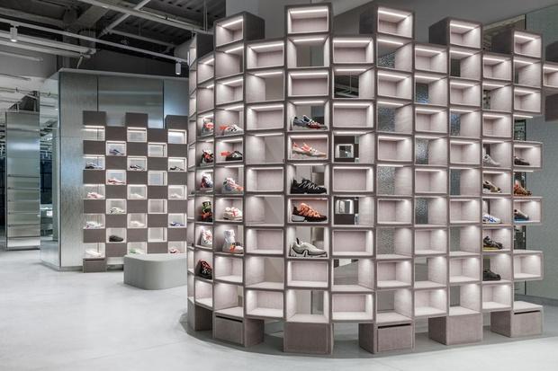 Новый универмаг Galeries Lafayette по проекту Бьярке Игельса (фото 9)