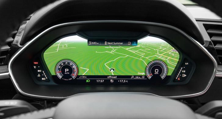 6 главных преимуществ нового Audi Q3 (фото 12)