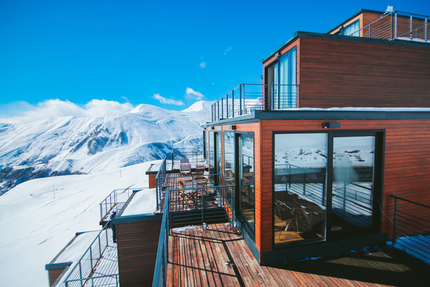 Топ-5 горнолыжных курортов (фото 1)