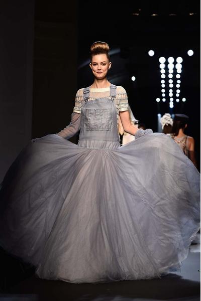 Показ Jean Paul Gaultier Couture | галерея [1] фото [56]