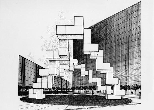 Белый рыцарь: архитектор Ричард Мейер (фото 22)