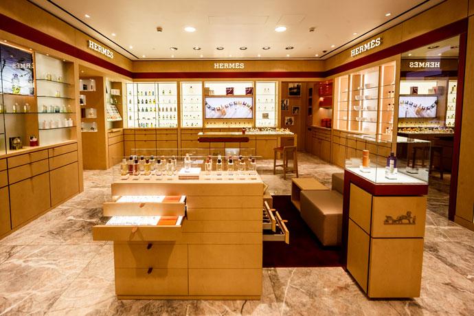 В ЦУМе открылся бутик Hermès Parfums