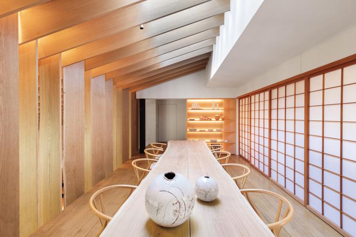 Кенго Кума переделал парижский дом Кензо Такады (фото 12)