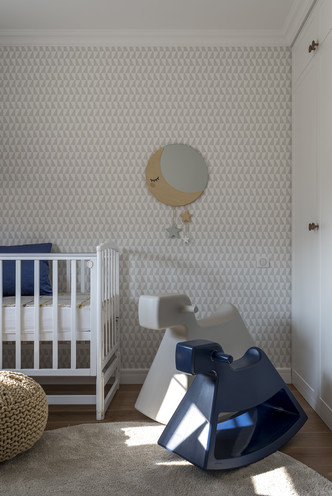 Дитя заката: фламинго и другие яркие  решения в типовой квартире 55 м² (фото 13.2)