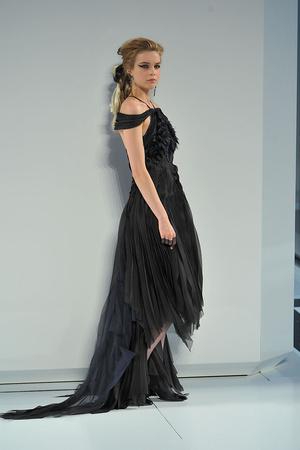 Показ  коллекции сезона Осень-зима 2009-2010 года Haute couture - www.elle.ru - Подиум - фото 87234