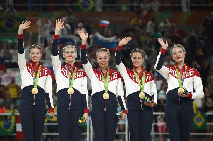У российской олимпийской сборной сменился поставщик формы