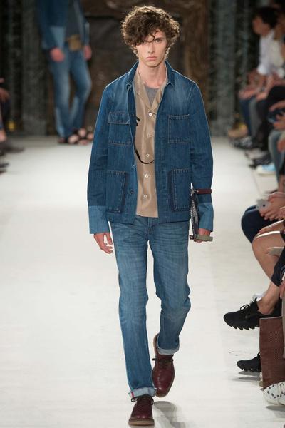 Неделя мужской моды в Париже: лучшие показы | галерея [1] фото [7]