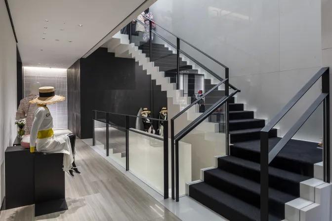 Новый флагман Chanel в Сеуле по проекту Питера Марино (галерея 7, фото 3)