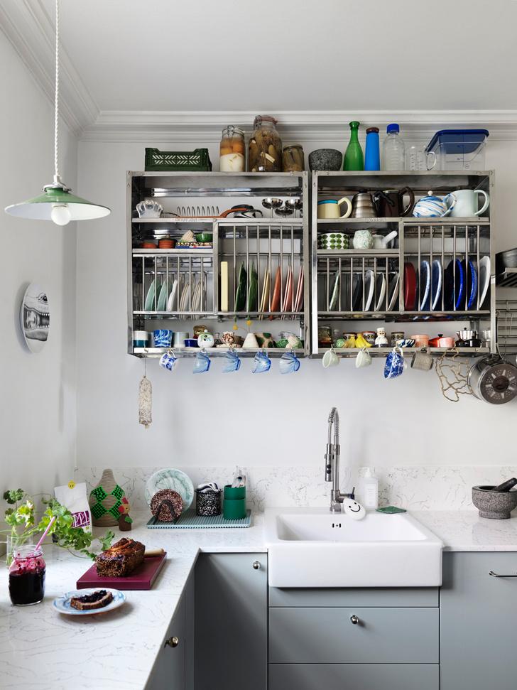 Яркая квартира для творческой пары в Копенгагене (фото 10)