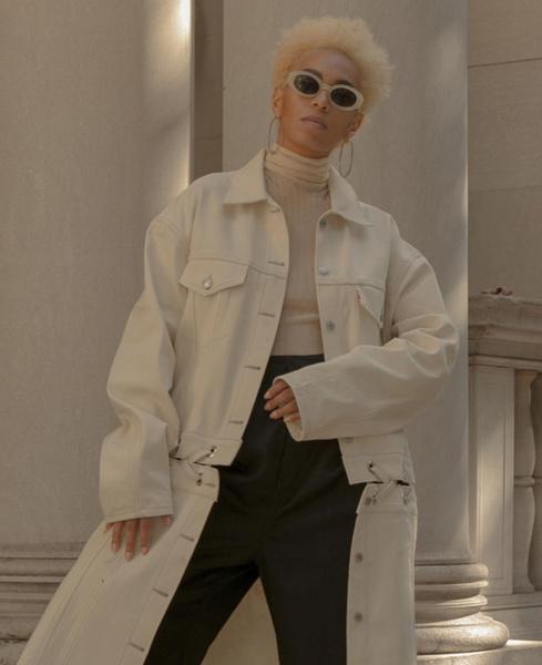 Джастин Тимберлейк, Карли Клосс и Мирослава Дума сделали куртки для Levi's | галерея [1] фото [10]