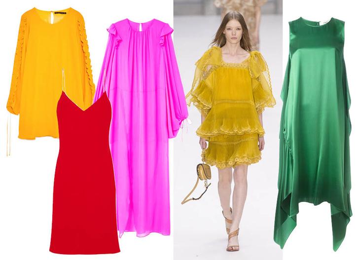 Выбор ELLE: Mango, Zara, Calvin Klein, Ports 1961