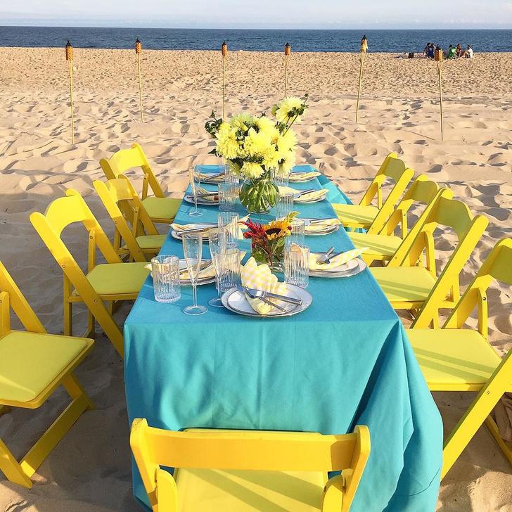 Яркие идеи для летней сервировки (фото 7)
