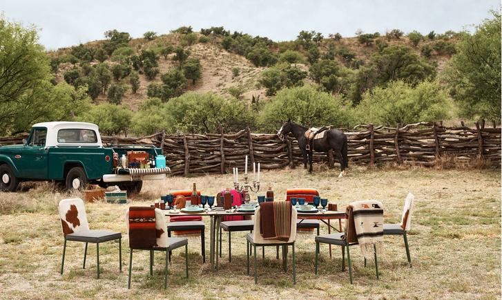 Идиллической ранчо в Северной Мексике (фото 2)