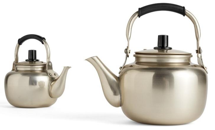 Топ-10. Чайники со свистком для стильной кухни (фото 3)