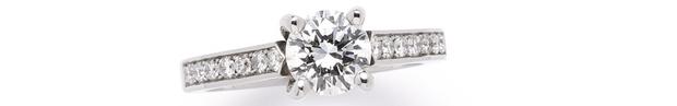 Кольцо Limelight, белое золото, бриллианты, Piaget, 869 646 руб.