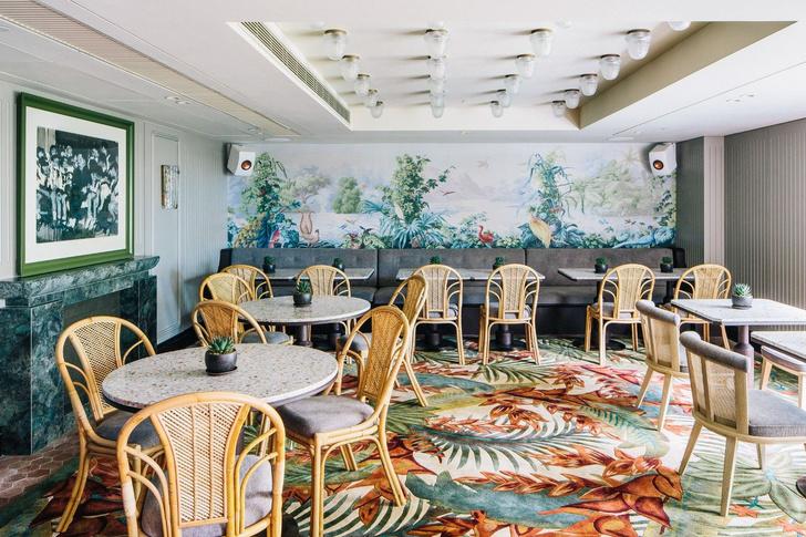 Ресторан Louise в Гонконге (фото 0)