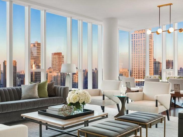 Новая квартира Брюса Уиллиса и Эммы Хеминг в Нью-Йорке (фото 0)