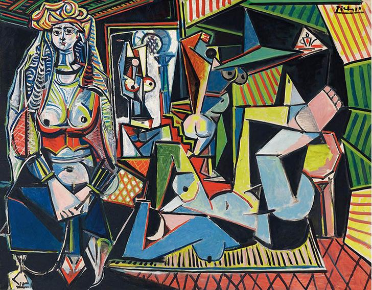 От Леонардо до Пикассо: «Спаситель мира» и другие самые дорогие картины фото [1]