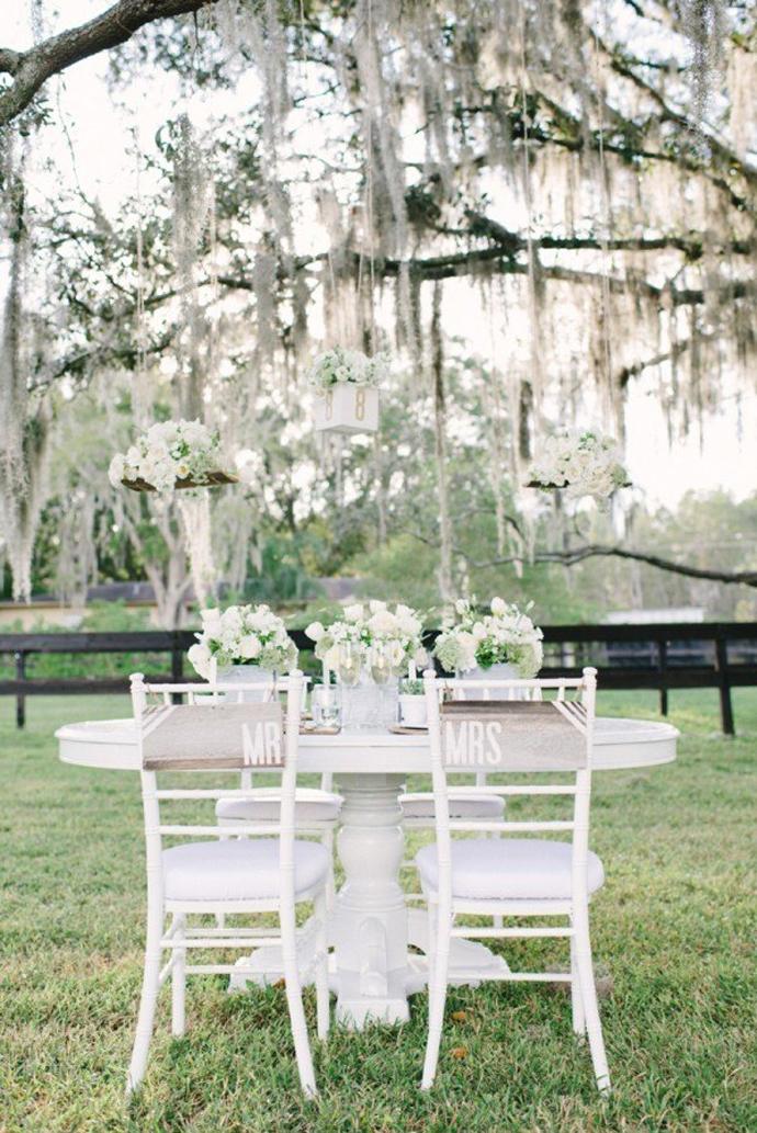 Весенняя свадьба: оформление | галерея [2] фото [3]