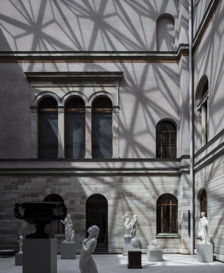 Национальный музей Швеции после реконструкции (фото 1)