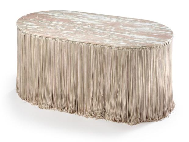 Топ-10: мебель и аксессуары с бахромой