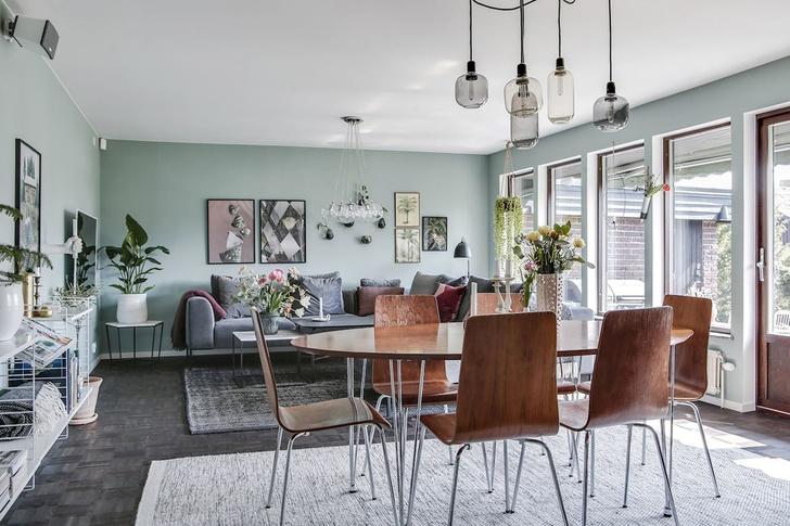 100% сканди-шик: дом в шведской глубинке (фото 2)