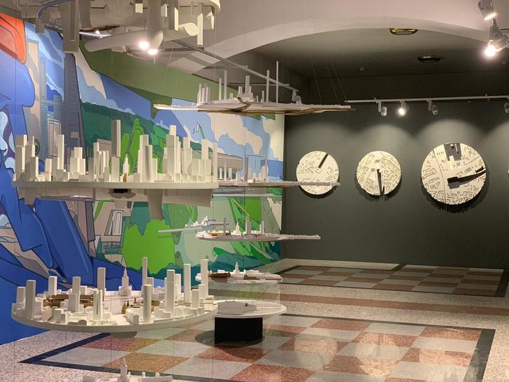 XVI Венецианская архитектурная биеннале на Казанском вокзале в Москве (фото 4)