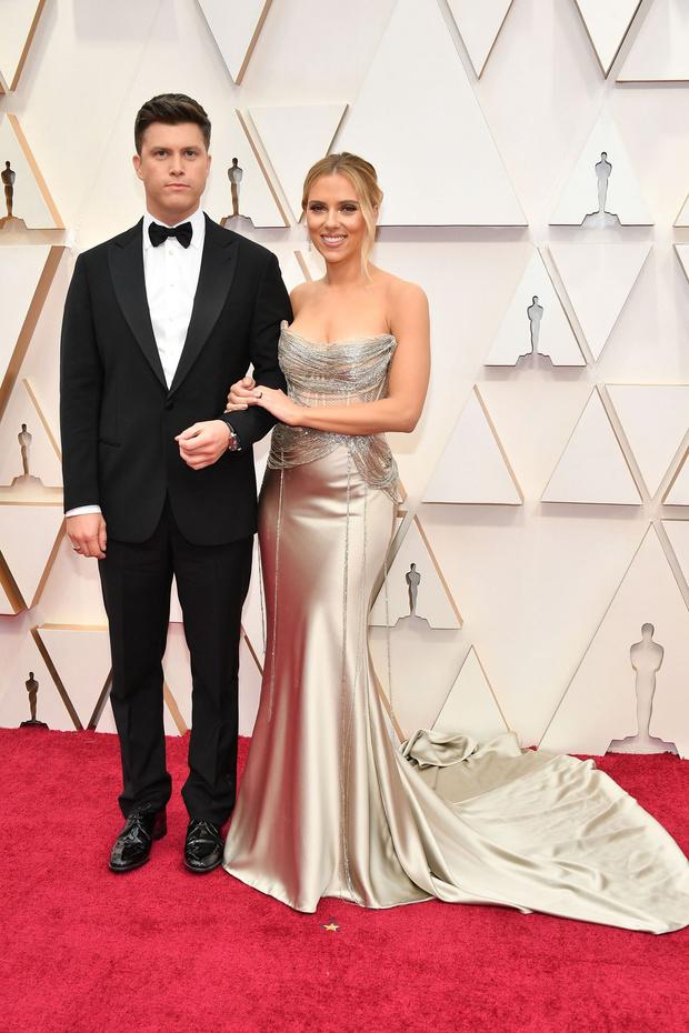 Самые эффектные звездные пары церемонии «Оскар-2020» (фото 5)
