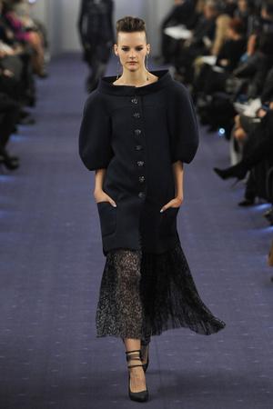 Показ  коллекции сезона Весна-лето 2012 года haute couture - www.elle.ru - Подиум - фото 331328