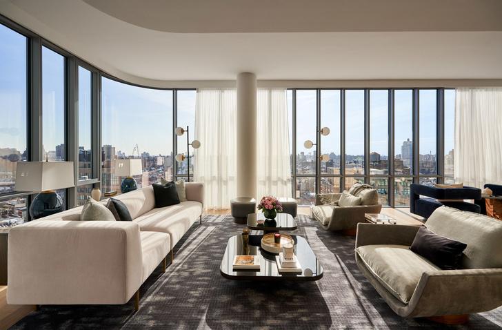 Жилой комплекс 565 Broome Soho в Манхэттене по проекту Ренцо Пиано (фото 5)