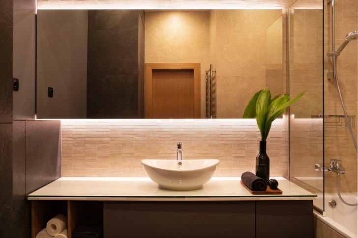 Квартира 38 м² для молодого заказчика: проект студии «1+1» (фото 19)