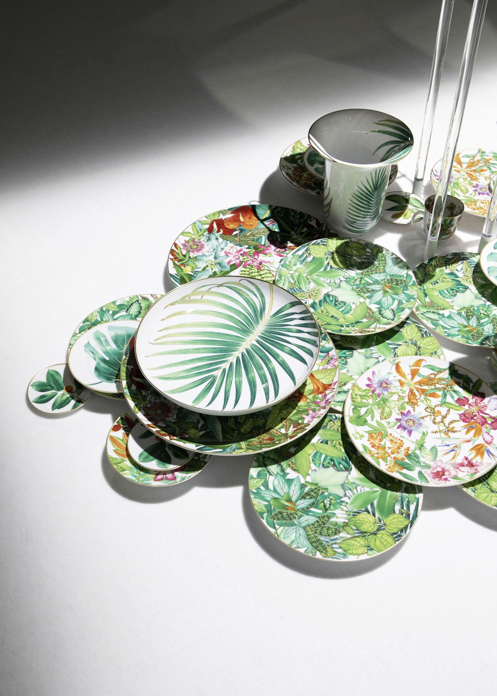 Новая коллекция посуды Hermés Passifolia (галерея 7, фото 2)