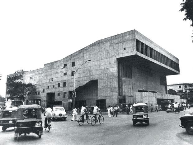Балкришна Доши: 90 лет, 100 проектов (фото 22)