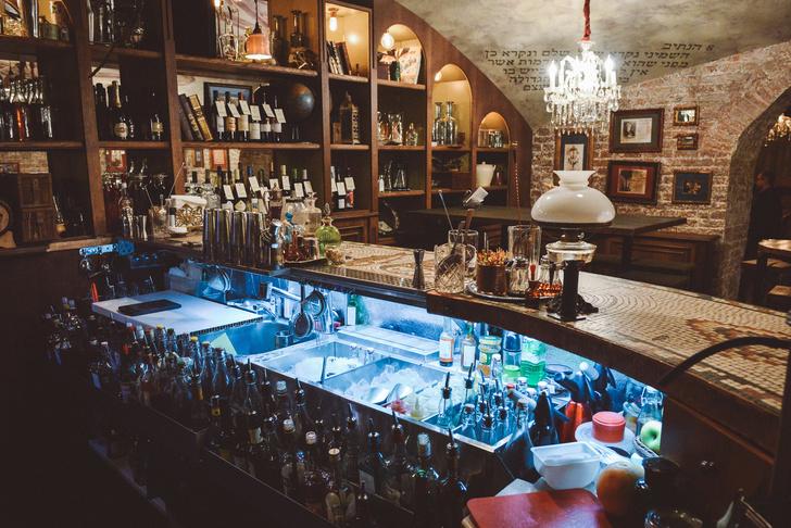 Лучшие бары Москвы (фото 18)
