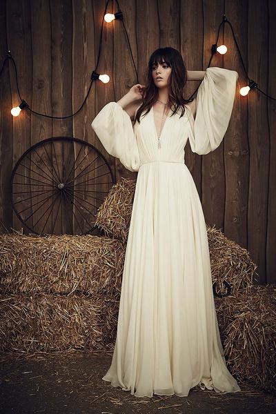 Лучшие коллекции Недели свадебной моды | галерея [6] фото [2]