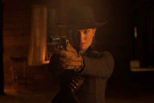«Джейн берет ружье» (Jane Got a Gun)