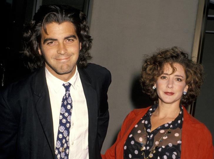 Джордж Клуни и Талия Балсам фото