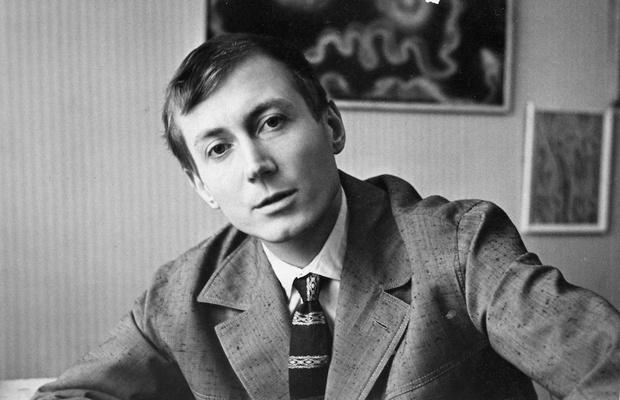 Евгений Евтушенко, 1950-е