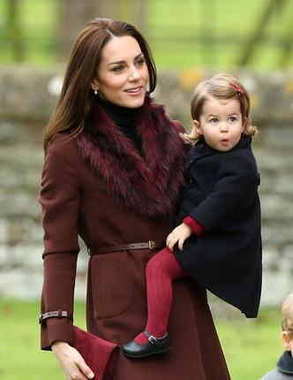 Принцесса Шарлотта пойдет в детский сад в новом году (фото 3)